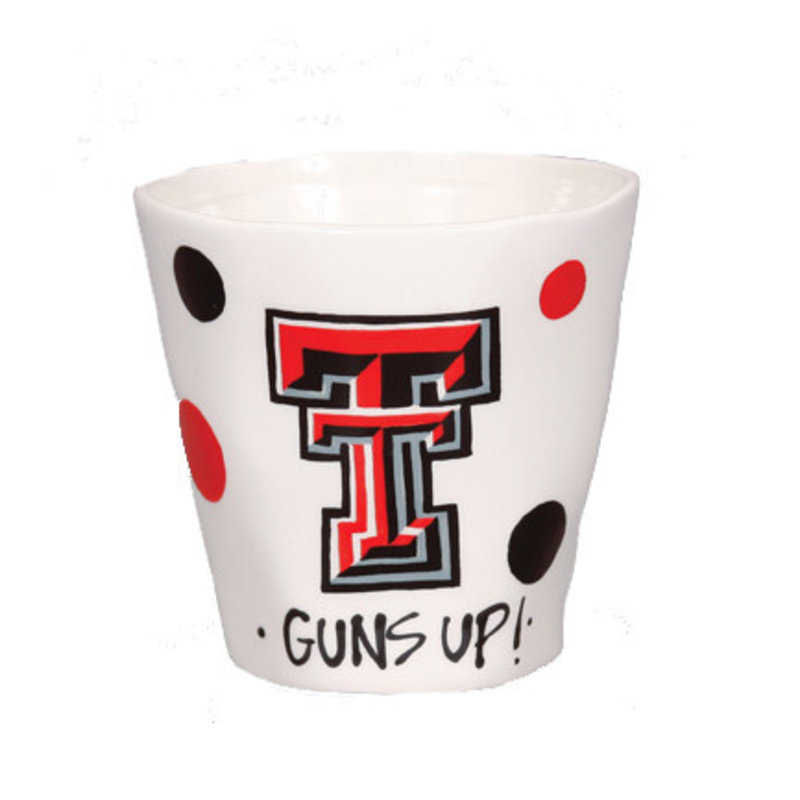 Texas Tech Wobbly Mug