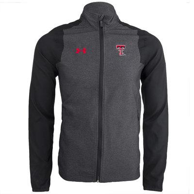 UA Ace Woven Warmup Jacket