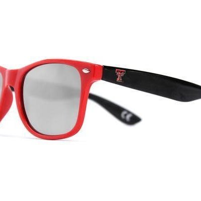 Society43 red/black sunglasses