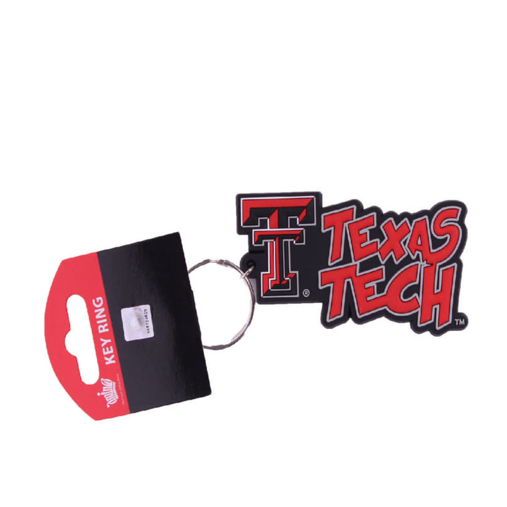 Impulse Rubber Keychain