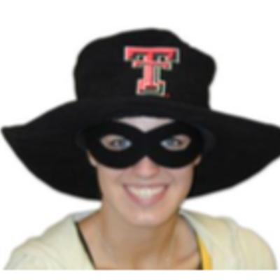 Masked Rider Hat & Mask