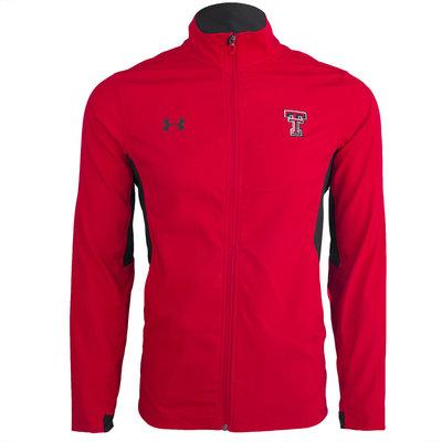 UA Woven Track Jacket 2016