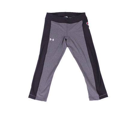 UA Stripe Crop Yoga Pant