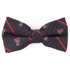Texas Tech Oxford Bow Tie