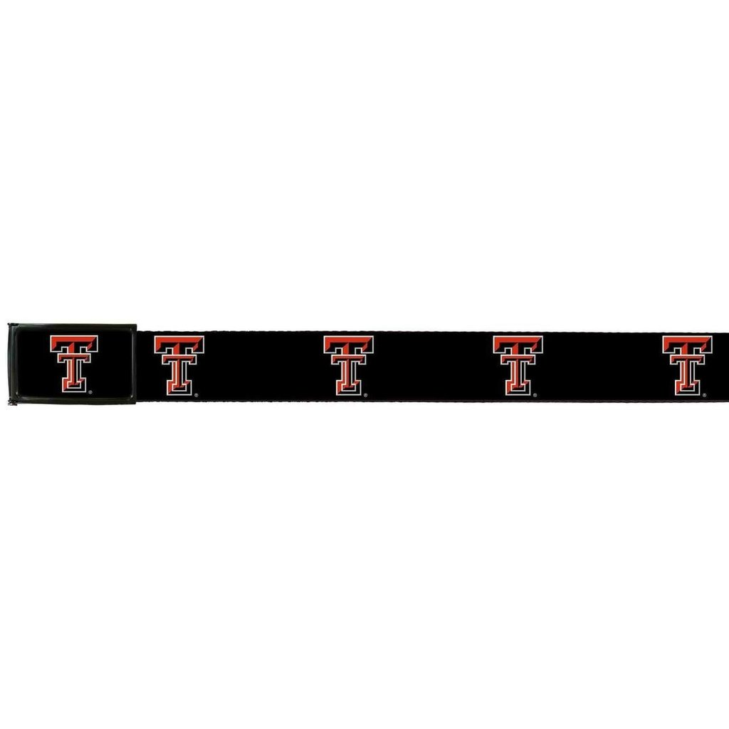 Black Double T Belt