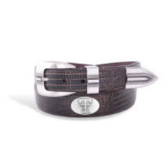 Concho Leather Belt