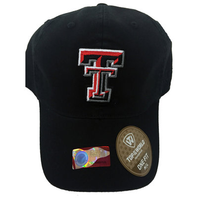 TOW Relaxer Texas Tech One Fit