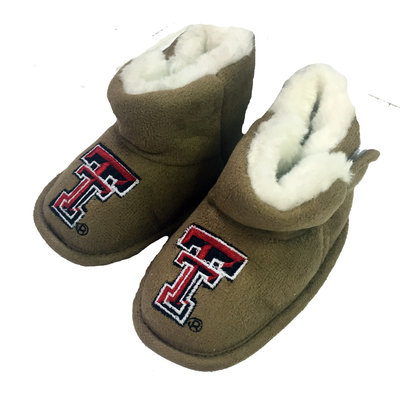 Infant Slip On Fur Lined Booties