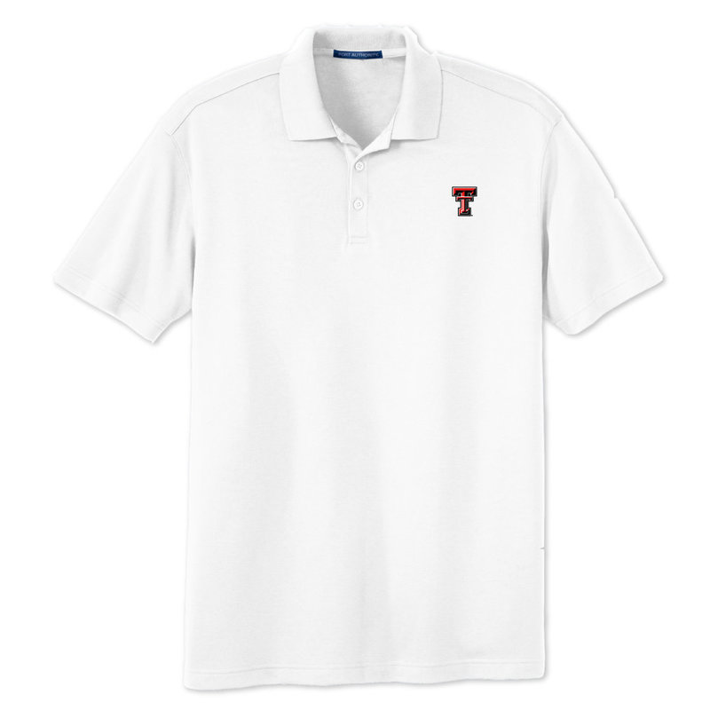 Silk Touch Interlock Performance Polo