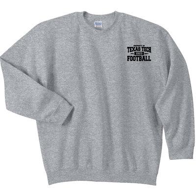 Property of Football Crewneck Sweatshirt