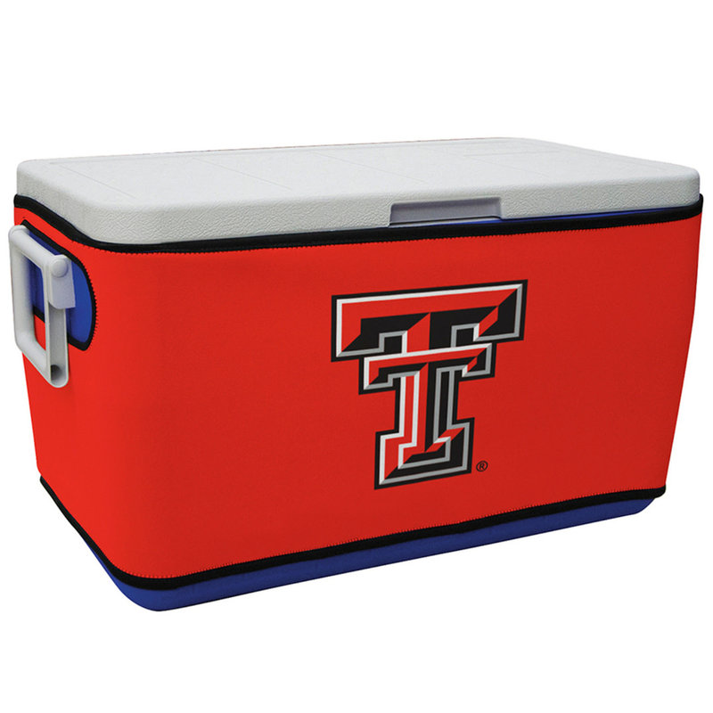 Rappz Cooler Cover Red 48qt.