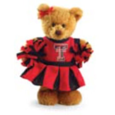 Plush Cheer Bear