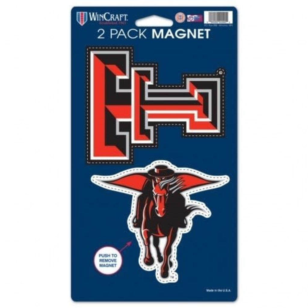2PK Magnet Decal - Double T/Masked Rider