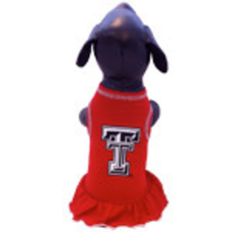 Pet Cheerleader Dress