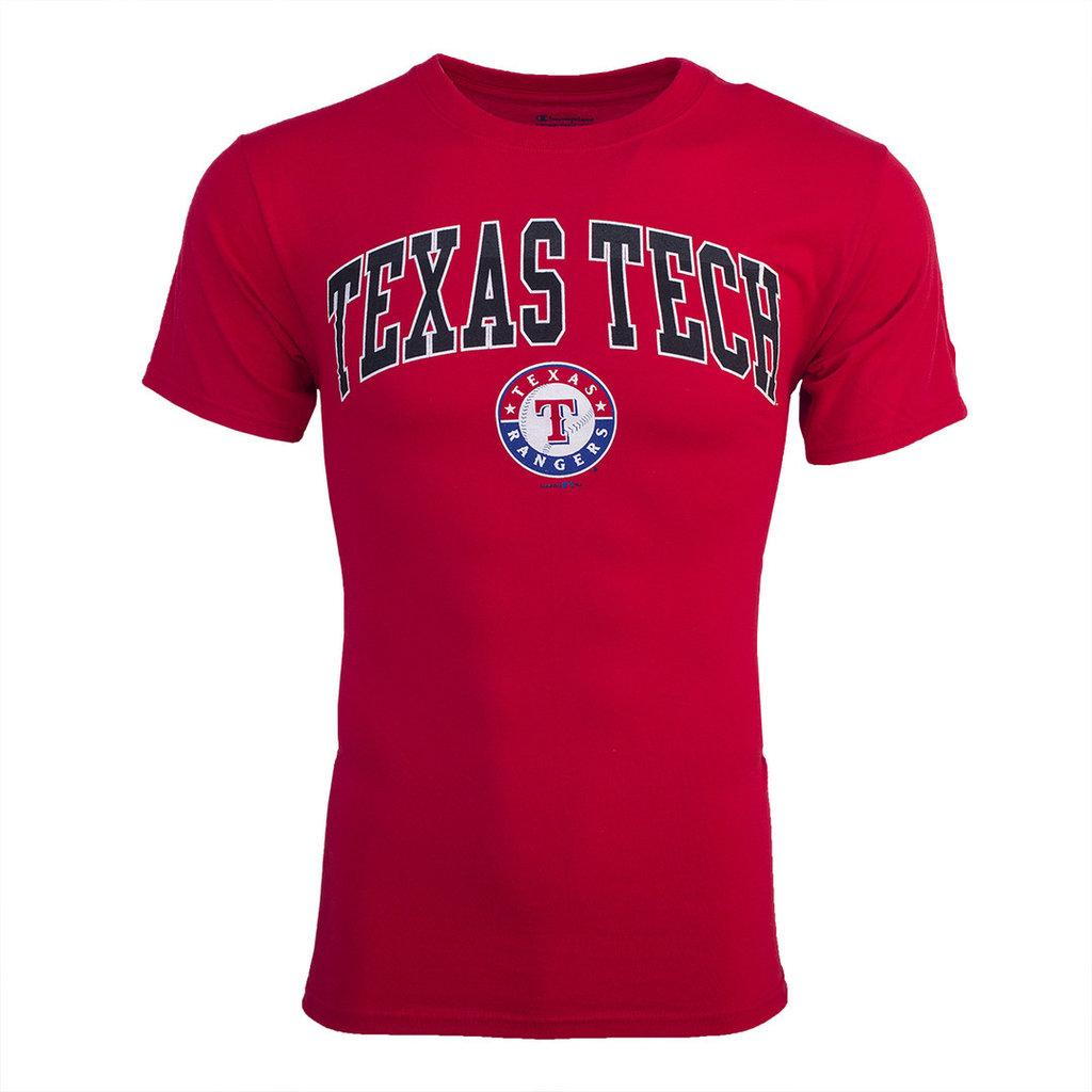 Rangers Texas Tech Tee