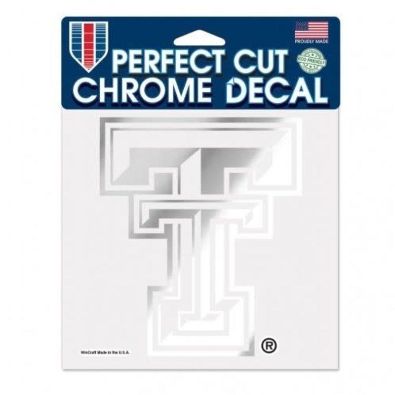 Chrome Decal 6x6