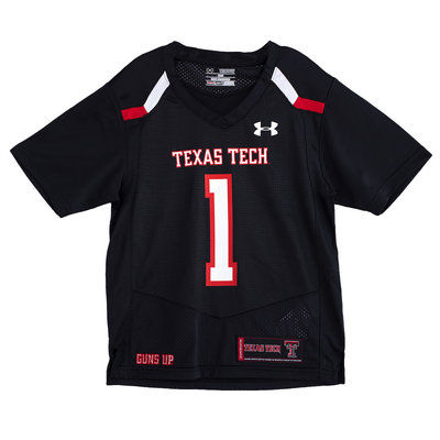 UA Sideline Replica Football Jersey Youth #1