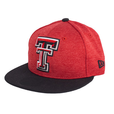 59Fifty Heather Huge Fitted Flatbill
