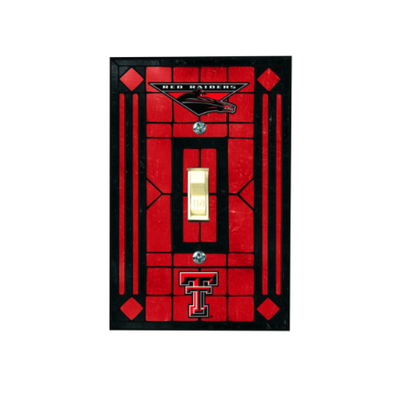Art Glass Switch Plate Cover