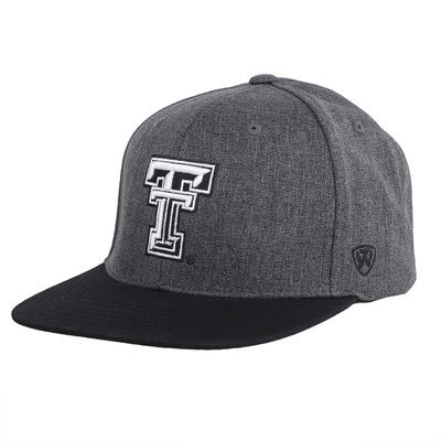 TOW Dim Flatbill with Snapback Grey/Black