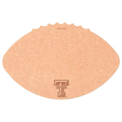 Epicurean Wood Cutting Board Football Shape