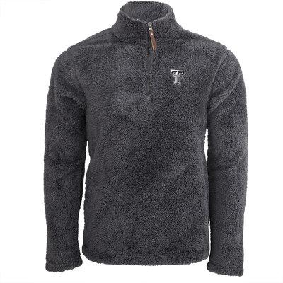Sherpa Fleece 1/4 Zip Pullover