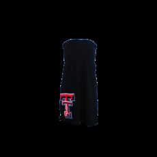 Strapless Peplum Dress
