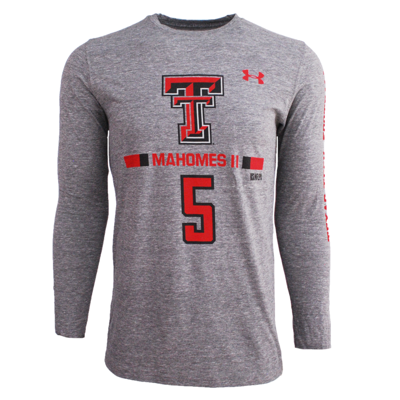 Legacy Triblend Mahomes Long Sleeve T-shirt
