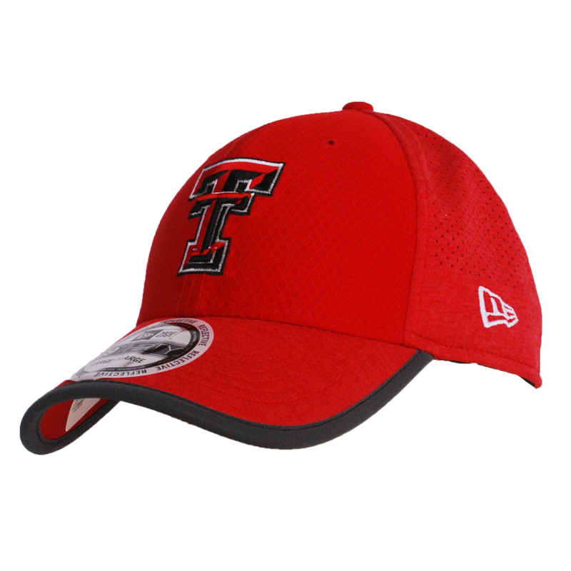 New Era Train Poly Mesh Fitted Cap