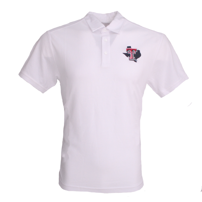 EZ Cotton Lonestar Pride Polo