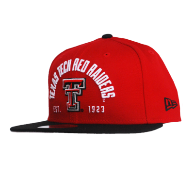 New Era Established Snapback Flatbill