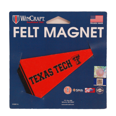 Felt Pennant Magnet