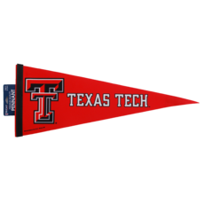 Red Pennant Double T / Texas Tech