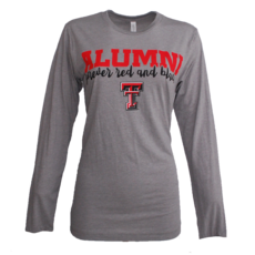 Alumni Forever Red & Black LST
