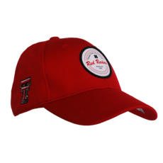 Black Clover Round Patch Red Cap