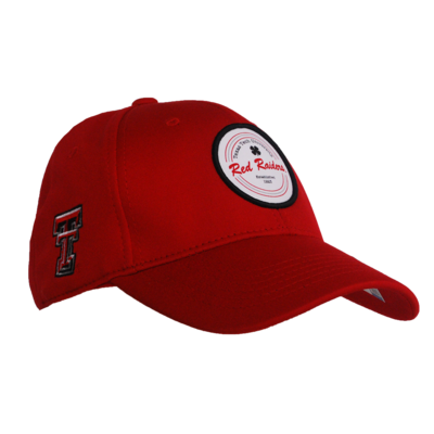 Black Clover Round Patch Red Cap