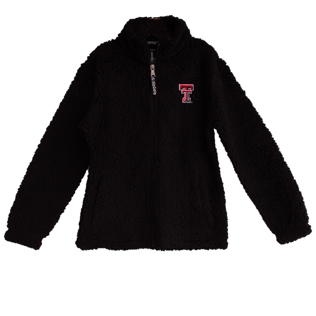Youth Full Zip Sherpa Jacket