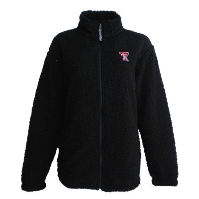 Frosty Full Zip Sherpa Jacket