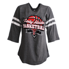 Lady Raider Oversized Tee