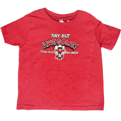Tiny But Awesome Toddler Tee