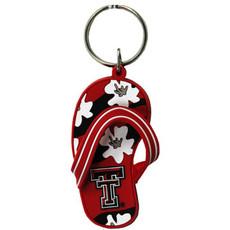 PVC Flip Flop Keychain