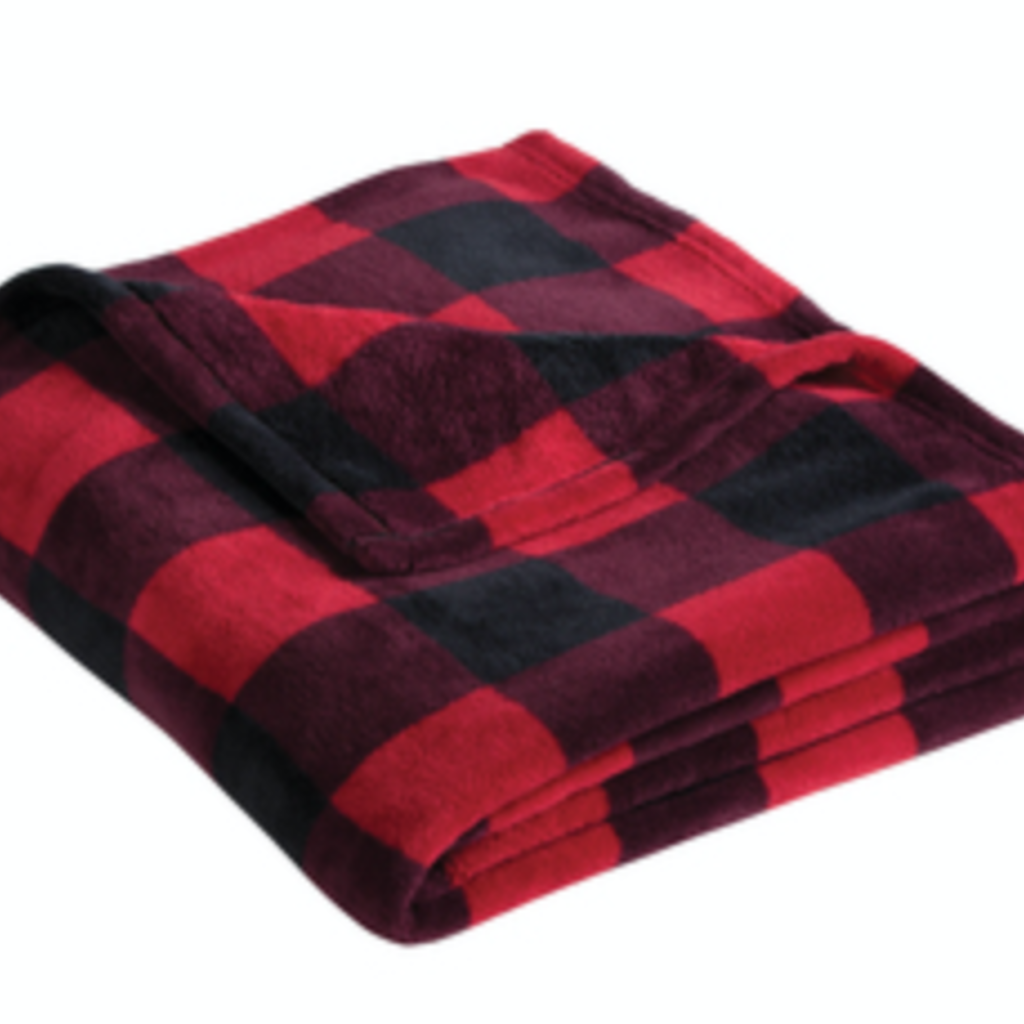 Buffalo Plaid Ultra Plush Blanket
