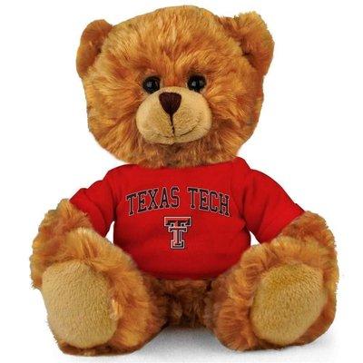 """Plush 6"""" Teddy Bear with Tee"""