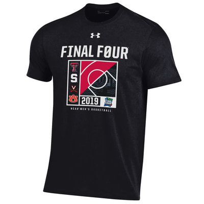 Final Four With All Teams Long Sleeve