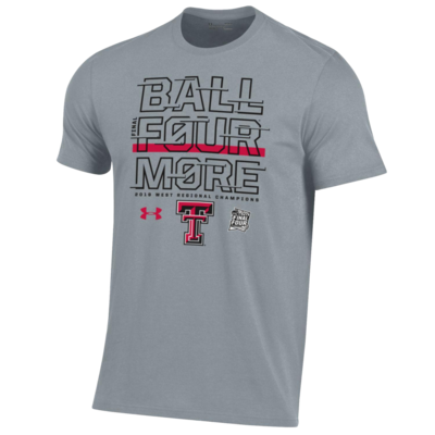 Under Armour Final Four Ball Four More Youth