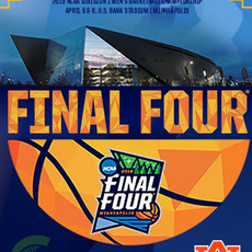 Final Four Commemorative Poster