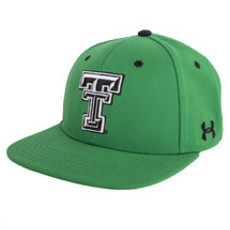 Under Armour Shamrock On the Field Stretch Fit Cap