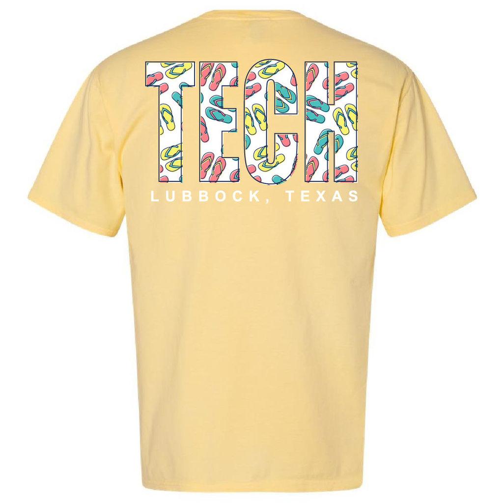 Flip Flop Techler Short Sleeve Tee