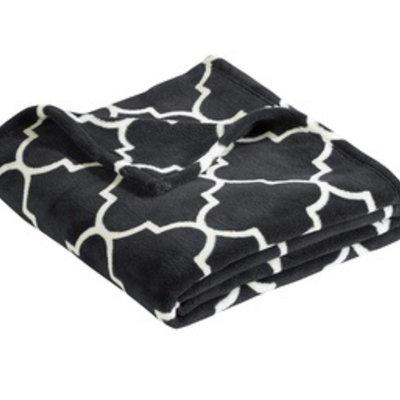 Quatre Foil  Blanket