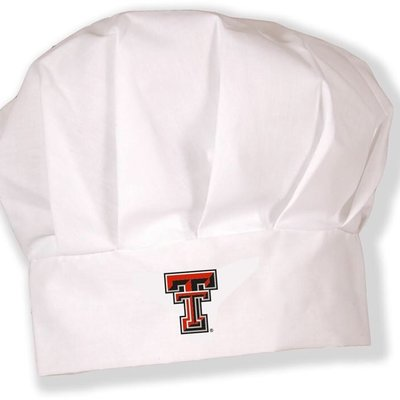 Adult Double T Chefs Hat